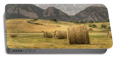 What The Hay Portable Battery Charger