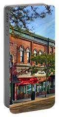 Wheaton Front Street Stores Portable Battery Charger