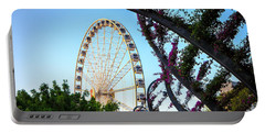 Wheel Of Brisbane Portable Battery Charger