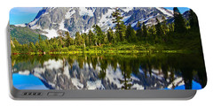 Portable Battery Charger featuring the photograph Where Is Up And Where Is Down by Eti Reid