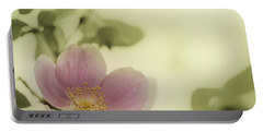 Where The Wild Roses Grow Portable Battery Charger