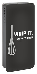 Whip It Good Portable Battery Charger