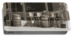 Whiskey Barrels Portable Battery Charger