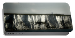 White Cliffs Of Dover Portable Battery Charger