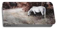 White Horse Portable Battery Charger