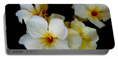 Oleander Portable Battery Charger by Amar Sheow
