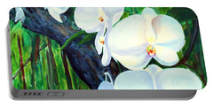 White Orchid's Portable Battery Charger