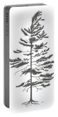 White Pine Portable Battery Charger