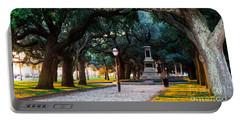 White Point Garden Walkway Charleston Sc Portable Battery Charger