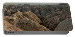 White River Valley Overlook Badlands National Park Portable Battery Charger