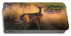 White Tail Portable Battery Charger