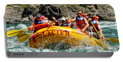 White Water Fun Portable Battery Charger
