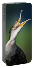 Whitebreasted Cormorant Portable Battery Charger