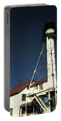 Whitefish Point Light Station Portable Battery Charger