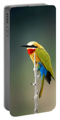 Whitefronted Bee-eater Portable Battery Charger