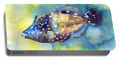 Whitespot Filefish Portable Battery Charger