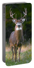 Whitetail Buck Portable Battery Charger