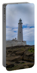 Whitley Bay St Mary's Lighthouse Portable Battery Charger