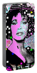 Whitney Houston Sing For Me Again 2 Portable Battery Charger