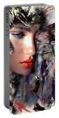 Why Me Portable Battery Charger by Rafael Salazar