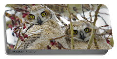 Wide-eyed Wonders Portable Battery Charger