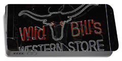 Wild Bill's Portable Battery Charger