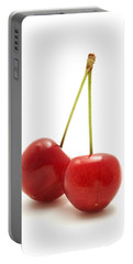 Wild Cherry Portable Battery Charger