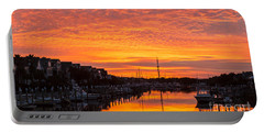 Wild Dunes Sunset Isle Of Palms Portable Battery Charger