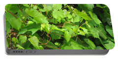 Wild Grapevine Portable Battery Charger
