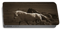 Wild Mustangs Of New Mexico 10 Portable Battery Charger
