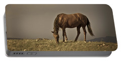 Wild Mustangs Of New Mexico 20 Portable Battery Charger