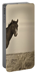 Wild Mustangs Of New Mexico 3 Portable Battery Charger