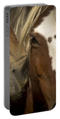 Wild Mustangs Of New Mexico 32 Portable Battery Charger