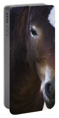 Wild Mustangs Of New Mexico 42 Portable Battery Charger