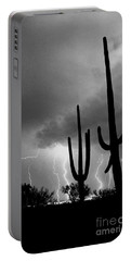 Portable Battery Charger featuring the photograph Wild Places by J L Woody Wooden