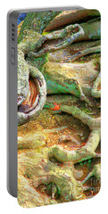Wild Roots By Christopher Shellhammer Portable Battery Charger