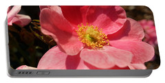 Wild Rose Portable Battery Charger