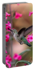 Wild Thing Portable Battery Charger by Tammy Espino