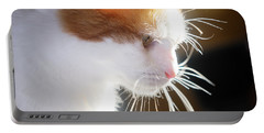 Wild Whiskers Portable Battery Charger