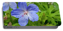 Portable Battery Charger featuring the photograph Wildflower by Rod Wiens
