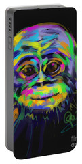 Wildlife Baby Chimp Portable Battery Charger