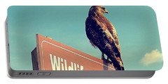 Wildlife Drive Greeter Portable Battery Charger