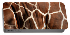 Wildlife Patterns  Portable Battery Charger by Aidan Moran