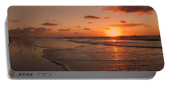 Wildwood Beach Sunrise II Portable Battery Charger