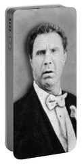 Will Ferrell Old School  Portable Battery Charger