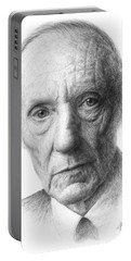 William S. Burroughs Portable Battery Charger