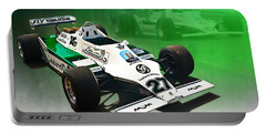 Williams Fw07 04 Portable Battery Charger