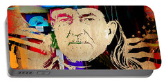 Willie Nelson Collection Portable Battery Charger