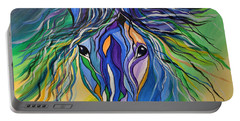 Willow The War Horse Portable Battery Charger