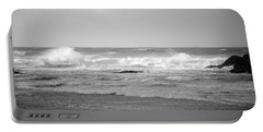 Wind Blown Waves Tofino Portable Battery Charger